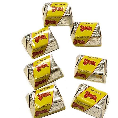 Alberti-Torroni mignon Strega, ricoperto di cioccolata fondente-500 grammi