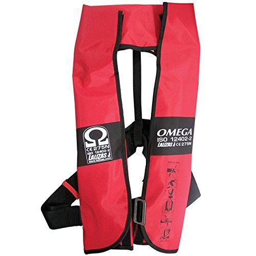 Vollautomatische Rettungsweste Omega 275 Newton mit Harness (Lifebelt)