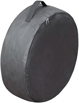 """Land Rover LR Spare Wheel Tire Tyre Soft Cover Case Pouch Bag Protector 32/""""33/""""XL"""