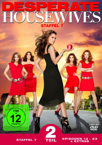 Desperate Housewives - Staffel 7, Teil 2 [3 DVDs]