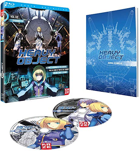 Heavy Object-Vol. 1/2-[Blu-Ray]