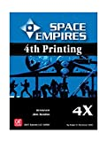 GMT: Space Empires 4X, Explore Expand Exploit & Exterminate, Science Fiction Board Game, 4th Edition