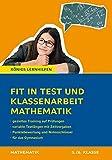 Fit in Test und Klassenarbeit – Mathematik 5./6. Klasse Gymnasium