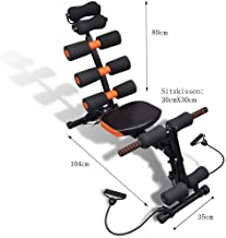 YOZO Abs Exerciser/Six Pack 20 Different Mode for Exercise and Fitness Without Cycle Fat Blaster Machine for Home and Gym