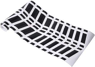 Accessori per Lo Styling dellauto per F30 F31 F32 F33 F15 F16 F10 E60 E61,1 Coppia Adesivi Strisce sottoporta minigonne Nere Xiangyin Adesivi Laterali Performance