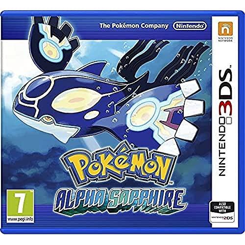 Pokemon Alpha Sapphire 3Ds - Nintendo 3Ds