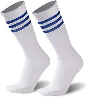 Getspor Soccer Socks, Team Sports Football Long Tube Knee...