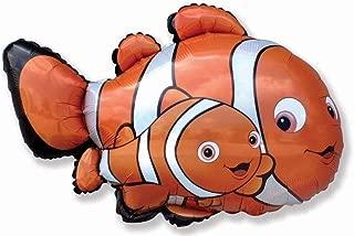 FlexMetal FINDING NEMO Marlin Orange Black Clown Fish 27