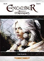 « Excalibur Chroniques », de Jean-Luc Istin (intégrale tomes n° 1 à 5)