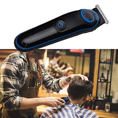 Haarschneider, Haarschneider-Friseurwerkzeug zum Schneiden von Haarschneiden, Home Eletric-Haarschneide-Rasur für Nasenhaarschneiden/Haarentfernung in der Achselhöhle/Beinhaar/Bikini-Rasur(Schwarz)