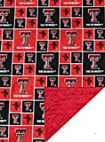 Future Tailgater Texas Tech Red Raiders Baby/Toddler Minky Blanket