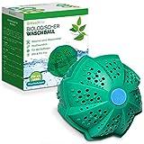 Waschklar® Waschball | Saubere Wäsche ohne Waschmittel - Nachhaltig, vegan & zero waste, Nachhaltige Produkte, Waschkugel für Waschmaschine, Öko und Bio Wäscheball