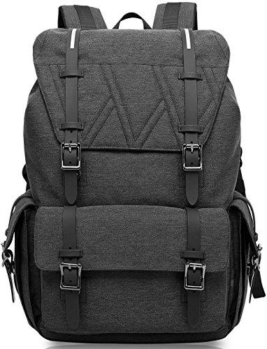 KAKA Water Resistant Laptop Bag Anti-Theft Travel Bag Large Capacity Shoulder Daypack...