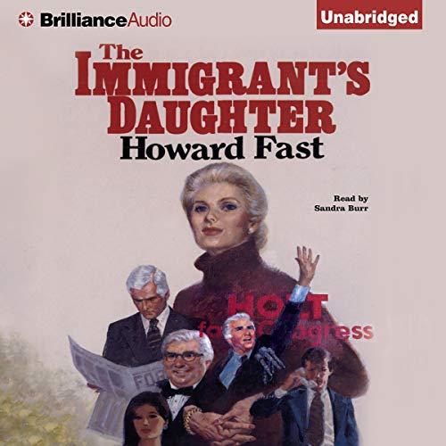 Couverture de Immigrant's Daughter