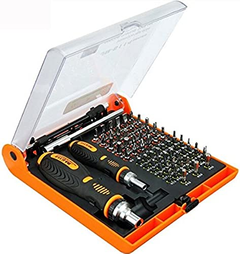 ChaRLes Jakemy Jm-6114 70 In 1 Ratchet Screwdriver Hand Tools Phone Electric Maintenance
