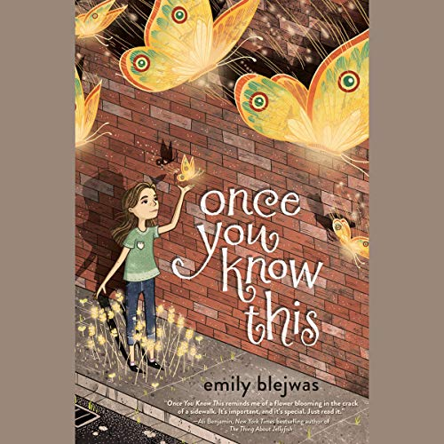 Once You Know This                   By:                                                                                                                                 Emily Blejwas                               Narrated by:                                                                                                                                 Catherine Taber                      Length: 3 hrs and 51 mins     4 ratings     Overall 4.3