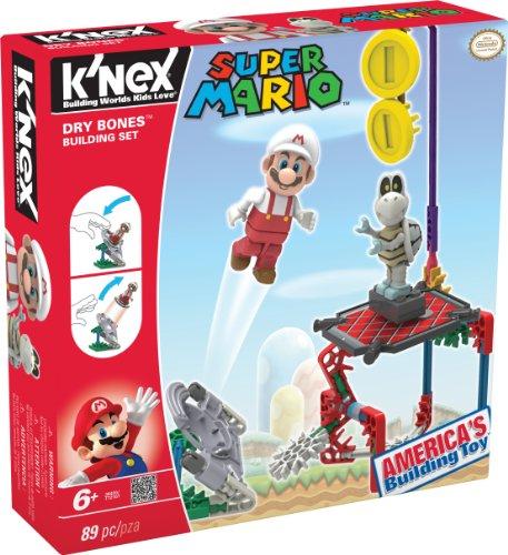 Knex - 33131d - Jeu De Construction - Super Mario Contre Dry Bones - N°1