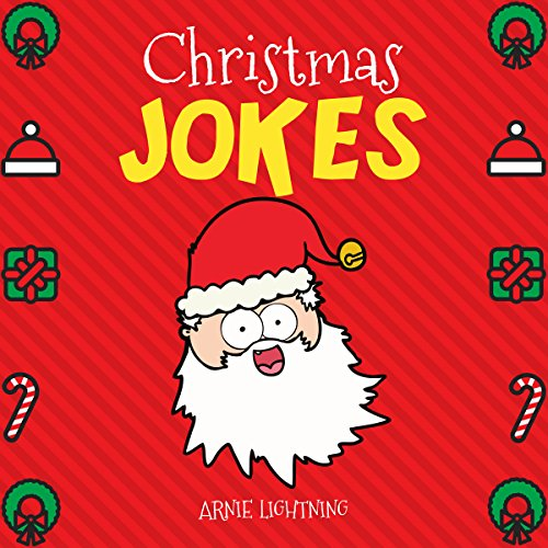 Christmas Jokes audiobook cover art