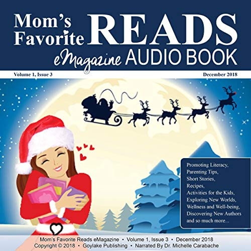 Mom's Favorite Reads eMagazine cover art