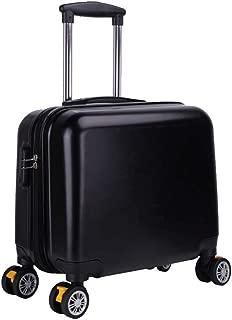 Couleur : Black Roues De Rechange pour Valise 1 Paire W041-2 Large Roues en PVC Universelles Valise /À Bagages Trolley Noir