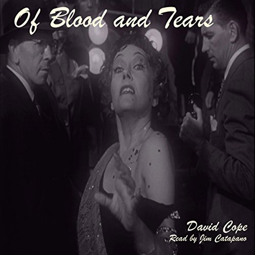 Of Blood and Tears audiobook cover art