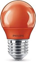 Philips Lampa LED, E27, lampa imprezowa, czerwona, idealna do oświetlenia imprezowego, kropli
