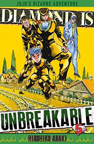 Diamond is Unbreakable - Jojo's Bizarre Adventure T5