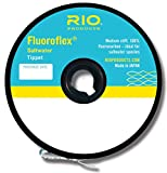 Rio Fly Fishing Tippet Saltwater Tippet 30yd 10Lb Fishing Tackle, Clear