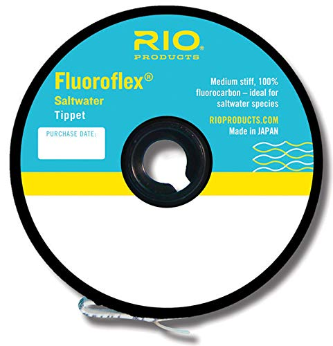 Rio Fly Fishing Tippet Saltwater Tippet 30yd 35Lb Fishing Tackle,...