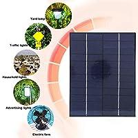 軽量太陽光発電パネル、ソーラーパネルモジュール、ホームキャンプ用小電力電化製品ソーラーストリートツリー