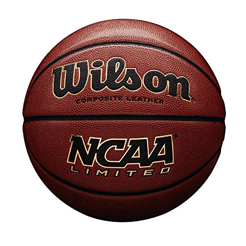 Review Wilson NCAA Limited Basketball, Official - 29.5