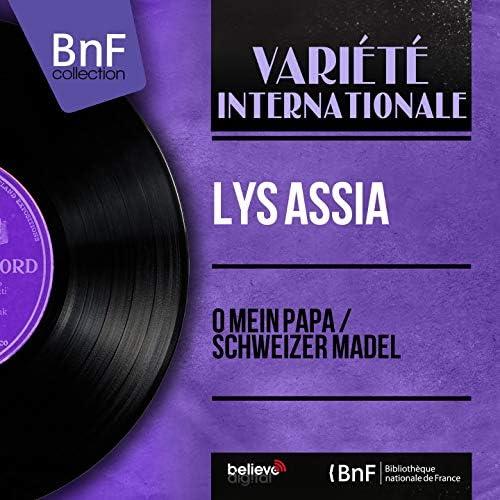 Lys Assia feat. Studio-Orchester Beromünster & Paul Burkahrd
