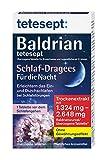tetesept Baldrian - überzogene Tablette