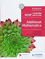 Cambridge IGCSE and O Level Additional Mathematics Front Cover