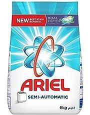 Ariel Powder Laundry Detergent, Original Scent, 6 KG