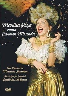 Canta Carmen Miranda