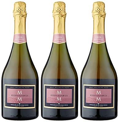 Marques de la Concordia Reserva De La Familia Brut Rose Wine, 75 cl