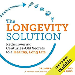 The Longevity Solution cover art
