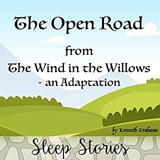 The Open Road from The Wind in the Willows: An Adaptation cover art