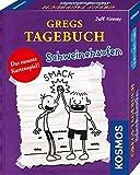 KOSMOS 741747 Gregs Tagebuch - Schweinehaufen, Das rasante Kartenspiel, für 2-4 Personen ab 6...