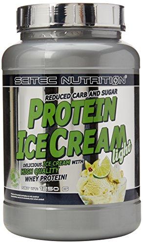 Scitec Nutrition Whey Protein Ice Cream Mix - 1250g, Vanilla Lime