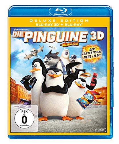 Die Pinguine aus Madagascar (+ Blu-ray 2D)
