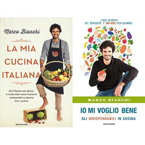 Selezione Marco Bianchi: La mia cucina italiana + Io mi voglio bene