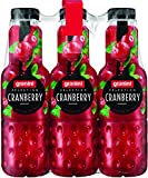 granini Selection Cranberry, 6er Pack (6 x 750 ml)