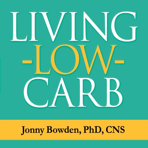 Living Low Carb     Controlled-Carbohydrate Eating for Long-Term Weight Loss              Written by:                                                                                                                                 Jonny Bowden                               Narrated by:                                                                                                                                 Patrick Lawlor                      Length: 16 hrs and 39 mins     1 rating     Overall 5.0