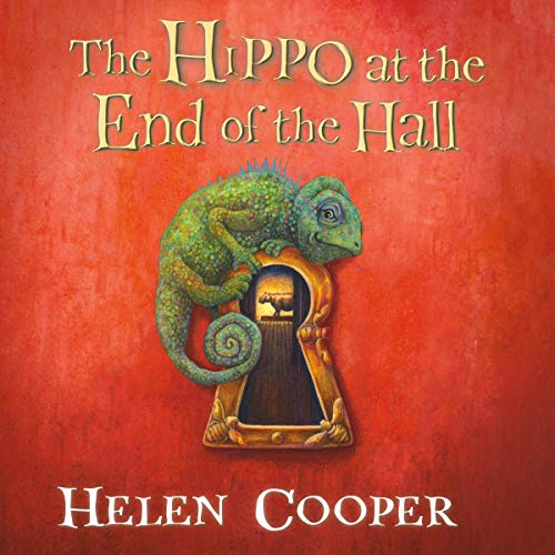 Page de couverture de The Hippo at the End of the Hall