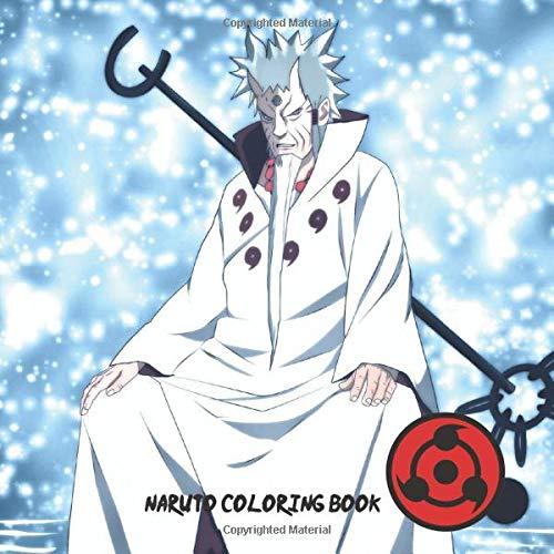 [画像:Naruto Coloring book: NEW 2020 VERSION Coloring book, Perfect for Children aged between 4-12]