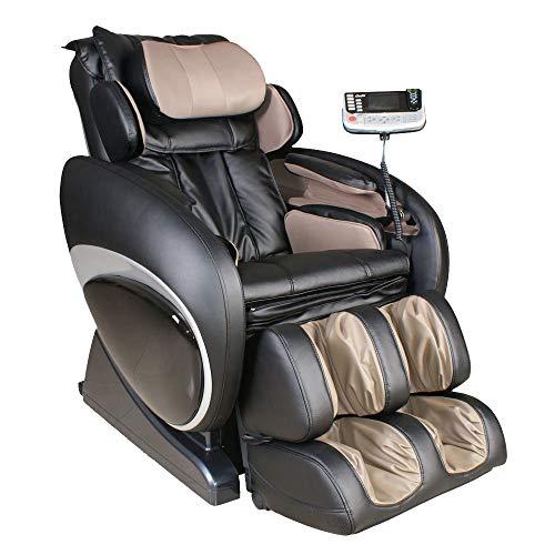 Osaki OS4000TA Model OS-4000T Zero Gravity Massage Chair, Black, Computer Body Scan, Zero...