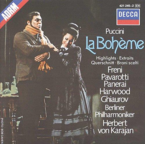 Boheme (Highlights),Brani Scelti
