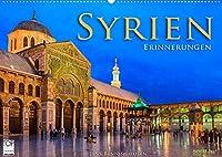 Syrien - Erinnerungen (Wandkalender 2022 DIN A2 quer): Die Kulturschaetze Syriens in 12 farbstarken Aufnahmen (Monatskalender, 14 Seiten )